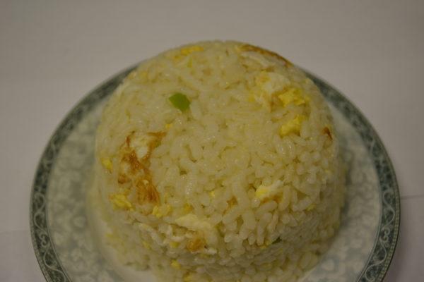 Cepti rīsi ar olu