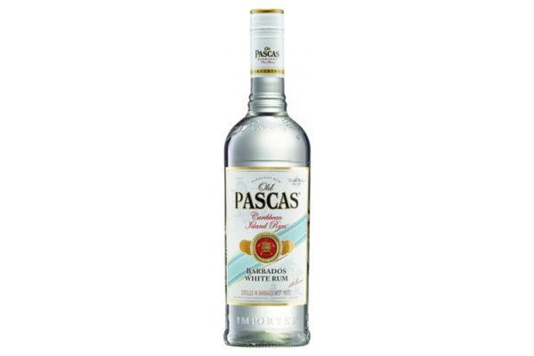 Old Pascas White Rum