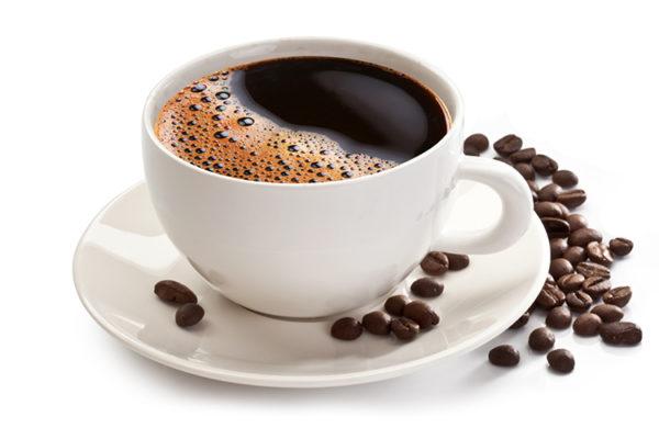 Melnā kafija