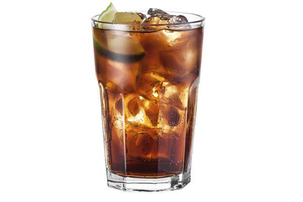 "Cocktail ""CUBA LIBRE"""