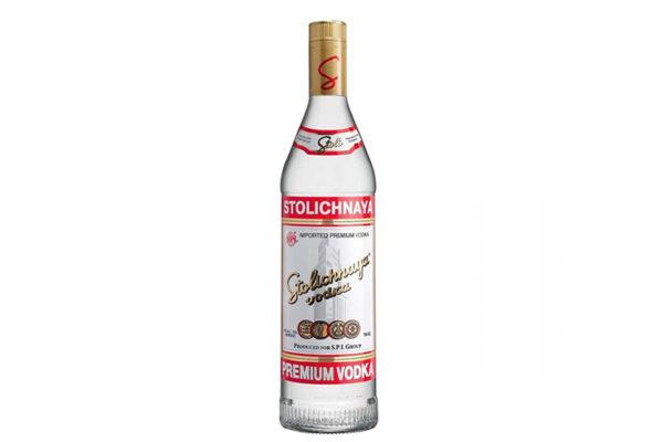 Stolichnaya Premium Vodka