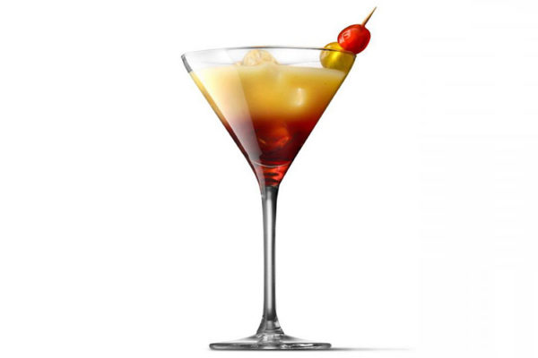 """NEW ! Cocktail """"Sunset in China"""""""