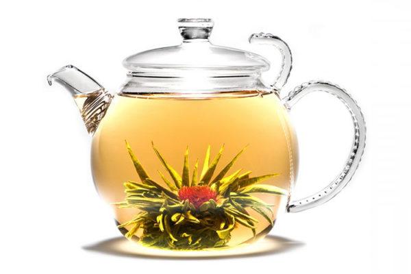 """""""Цветущий"""" чай"""